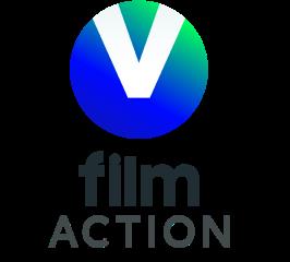 Viasat logo action